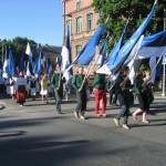 Lipu päeva tähistamine Pärnus 2008