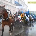 Lipu päeva tähistamine Pärnus 2009